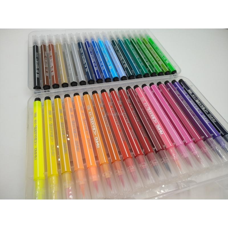 Набор цветных фломастеров для каллиграфии AH1555-36