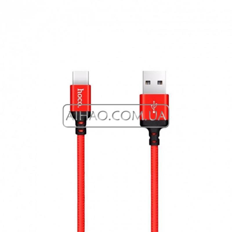 Кабель USB На Type-C HOCO X14 2M