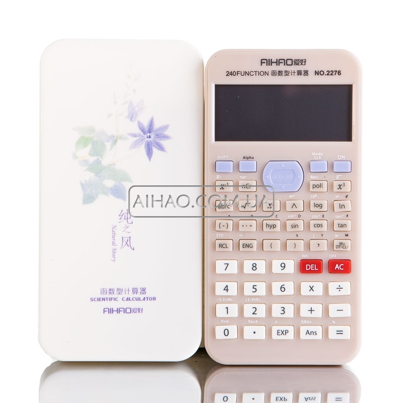 Инженерный калькулятор Aihao AH2276