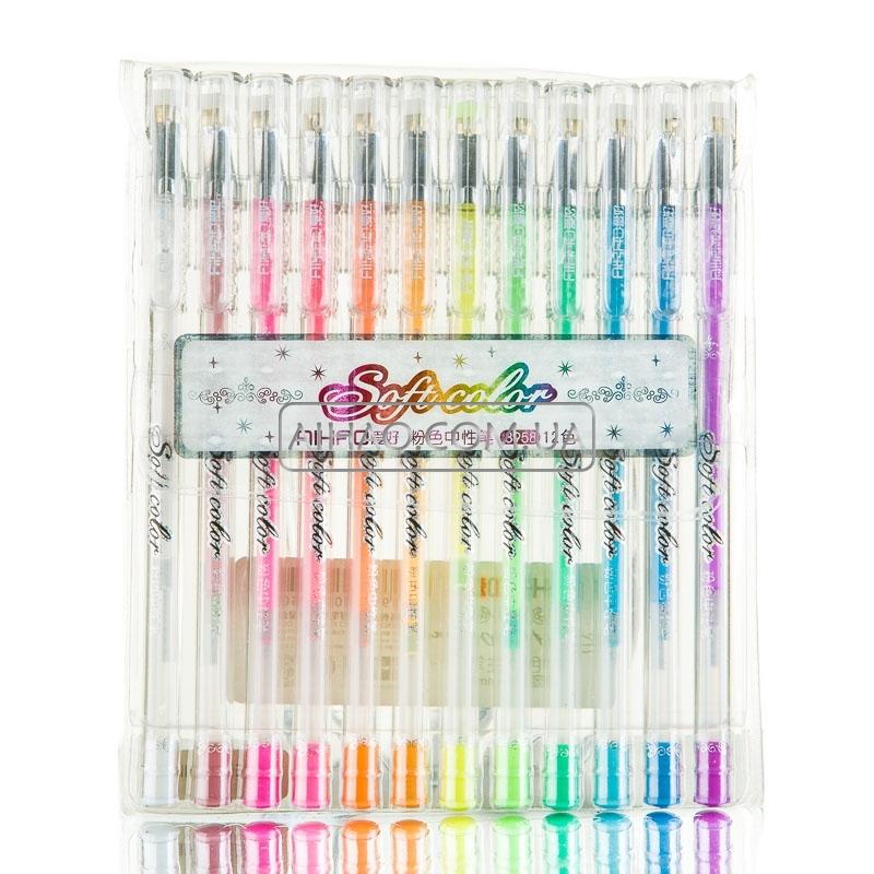 Гелевые ручки AH 8958-12