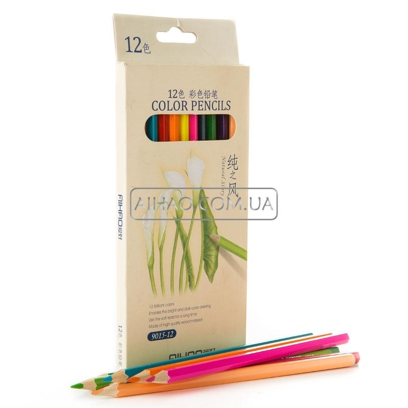Набор карандашей 9015-12