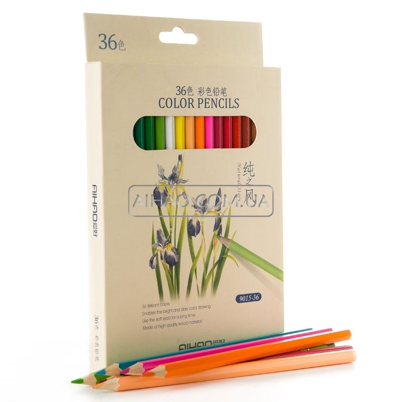 Набор карандашей 9015-36