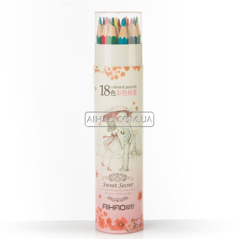 Набор цветных карандашей  9020-18