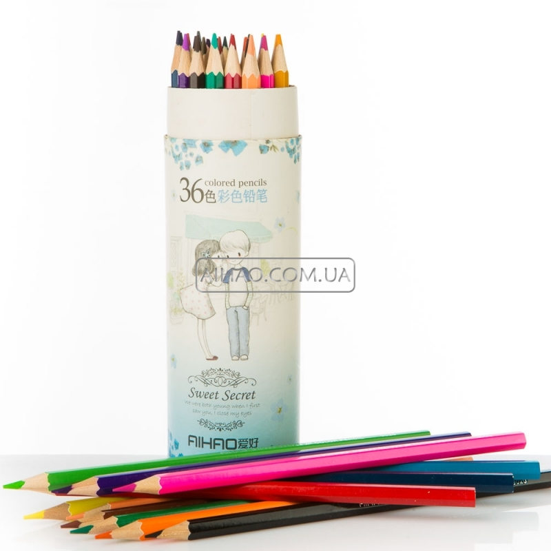 Набор цветных карандашей 9020-36