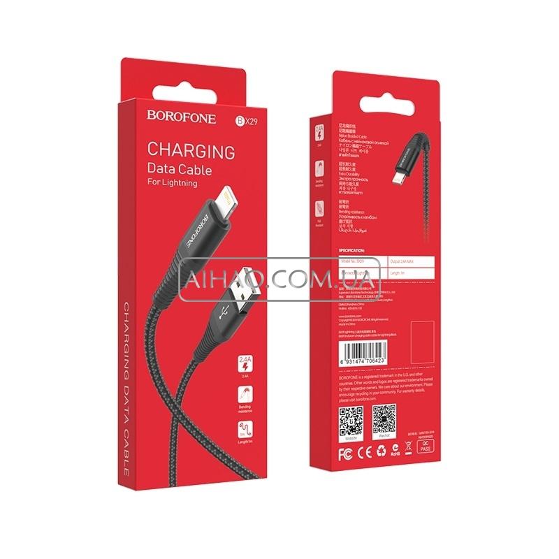Кабель USB На Micro-USB Borofone BX29