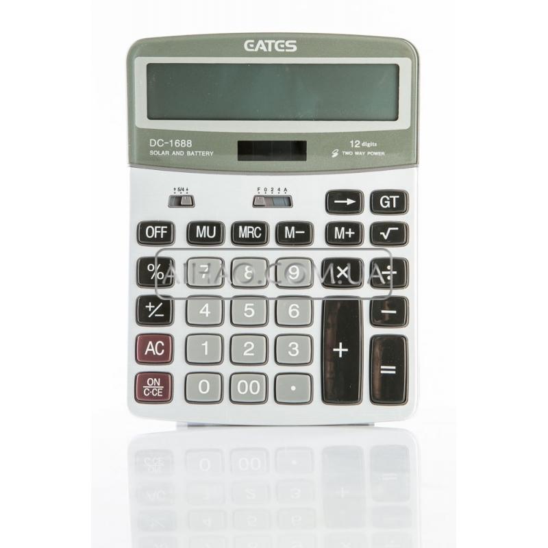 Калькулятор Eates ВС -1688