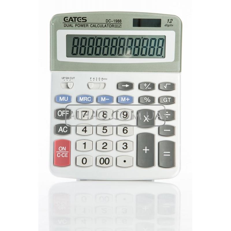 Калькулятор Eates DC - 1988