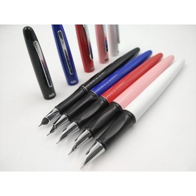 Ручка перьевая металлическая  GB - 321