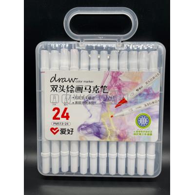 Набор двухсторонних Sketch Marker AH-PM513-24