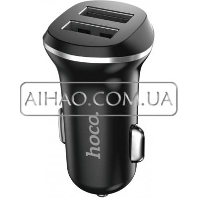 Автомобильное зарядное устройство HOCO Z1
