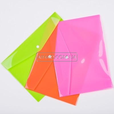 Пластиковая папка-конверт CS2471A