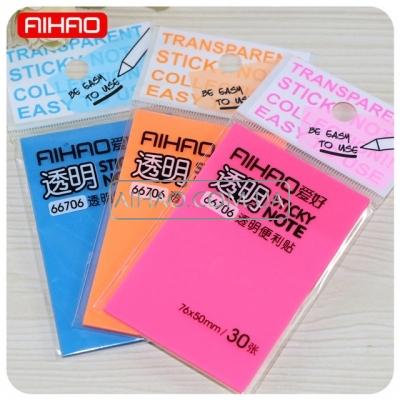 Стикер цветной AH66706