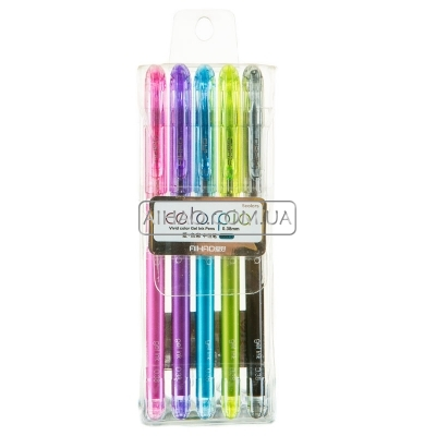 Гелевые ручки AH 8904-5