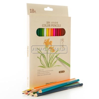 Набор карандашей 9015-18