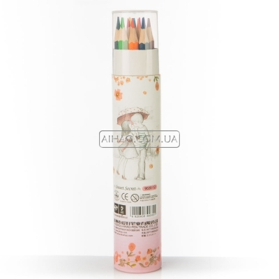 Набор цветных  карандашей  9020-12