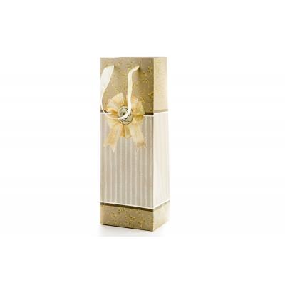 Подарочные пакеты под бутылку Egb