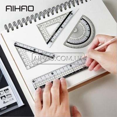 Набор линеек AIHAO LB00423