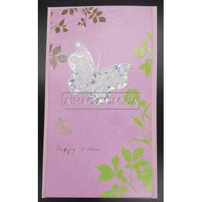 Открытка с конвертом WISH-A1120