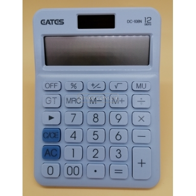Калькулятор Eates DC-108N