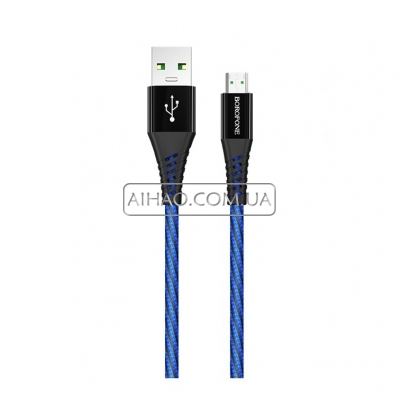 Кабель USB На Micro-USB Borofone BU13