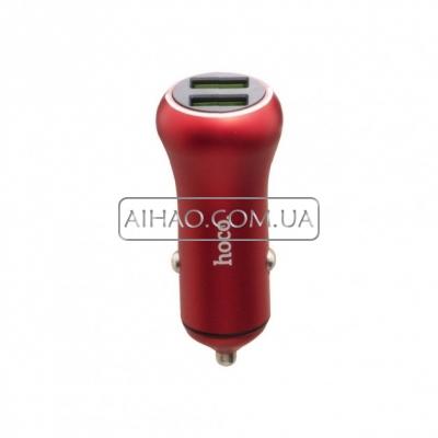 Автомобильное зарядное устройство HOCO Z37