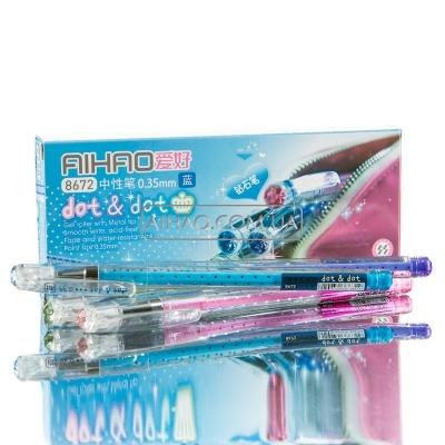 Гелевые ручки AH 8672