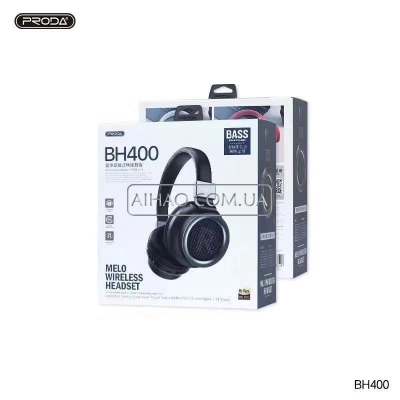 Беспроводные наушники Proda BH400 Black