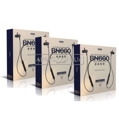 Беспроводные наушники Proda BN600 Black